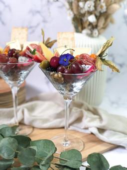 Martini Glass Canapé