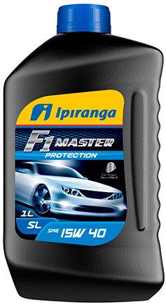 IPIRANGA F1 MASTER PROTECION SAE 15W40 SL 1Litro