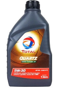 TOTAL QUARTZ 7000 FUTURE XT  5W30 1Litro