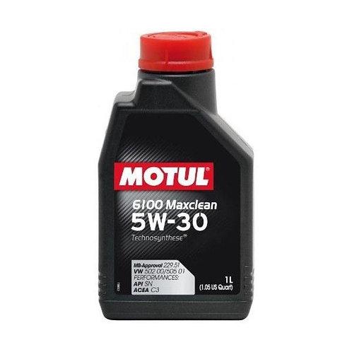 MOTUL 6100 PERFORMANCE C3 RL SAE 5W30 1Litro