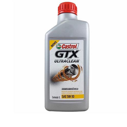 Castrol GTX Ultraclean SAE 5w30 1Litro