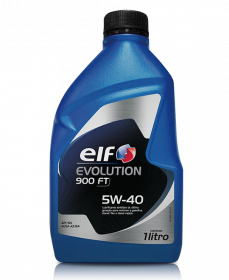 ELF EVOLUTION 900 FT SAE 5W40 SM 1Litro