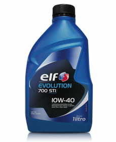 ELF EVOLUTION 700 ST SAE 10W40 SN 1Litro