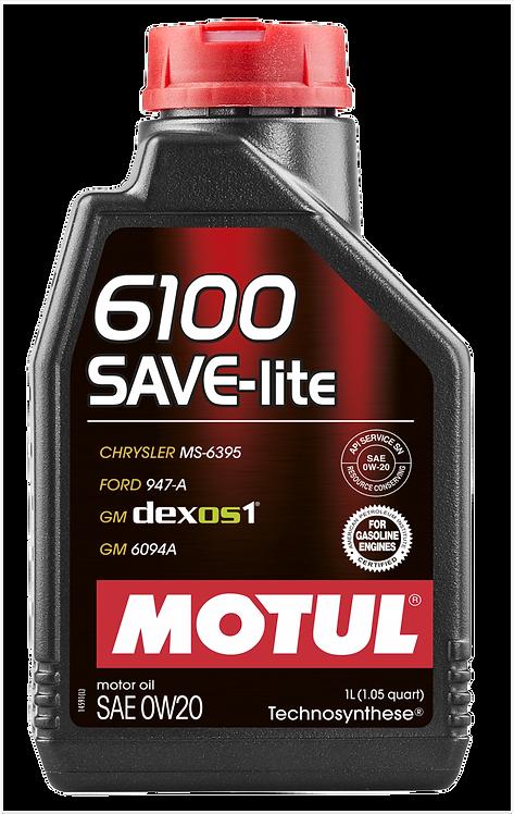 Motul 6100 SAVE-lite 0w20