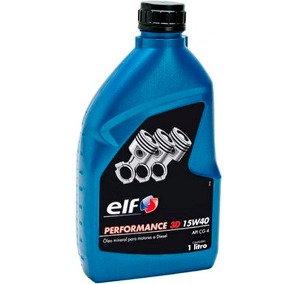 ELF PERFORMANCE 3D SAE 15W40 CG-4 1Litro