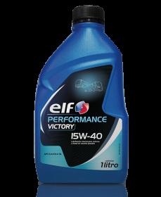 ELF PERFORMANCE VICTORY SAE 15W40 CI-4/CH4/SL 1Litro