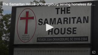 The Samaritan House of Orangeburg serving homeless during the holidays