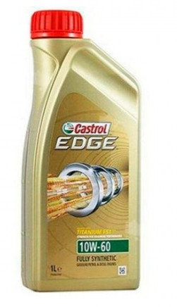 Castrol Edge Titanium FST SAE 10W60 SN 1Litro