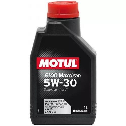 MOTUL 6100 MAXCLEAN  SAE 5W30 1Litro