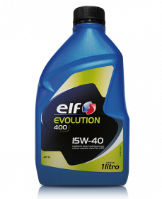 ELF EVOLUTION 400 SAE 15W40 SL 1Litro