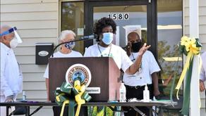 WATCH NOW: Samaritan House reopens for homeless in Orangeburg