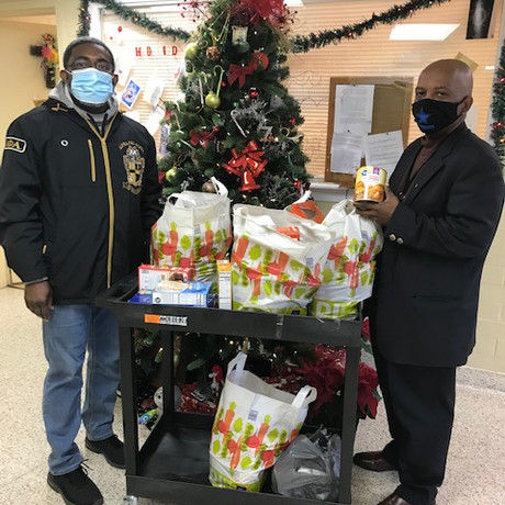 Christmas Donations