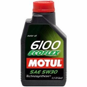 MOTUL 6100 ECOFLEX SAE 5W30 1Litro