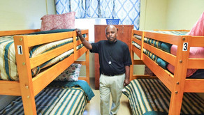 Stepping out in faith: Community comes together to reopen Samaritan House homeless shelter