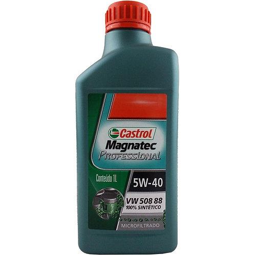 Castrol Magnatec Professional SAE 5w40 SN 508 88 1Litro
