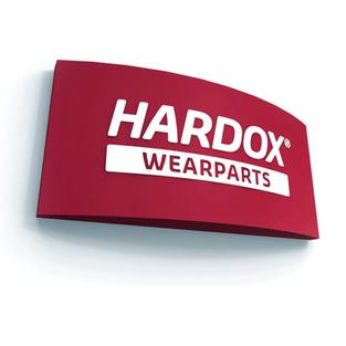 Hardox slitestål