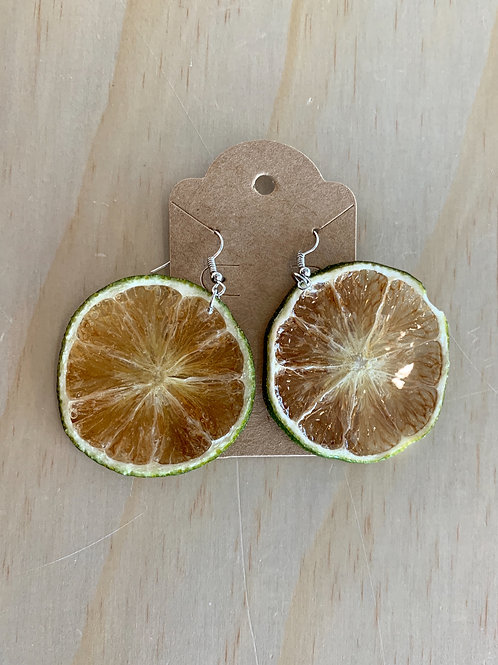 Lime Earrings (Returning 2021)