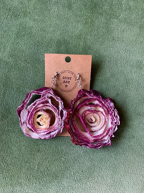 Onion Earrings