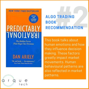 Book recommendation #2 for algo traders
