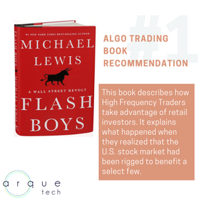 ALGO TRADING Book recommendations #1
