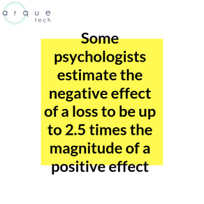 A negative pang is not offset by a positive one