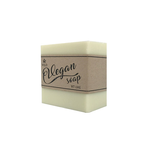 Wild Vegan Lemon Myrtle Vegetable Soap