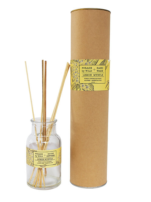Wild Forage Lemon Myrtle Room Diffuser 200ml