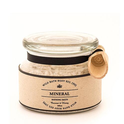 Wild Pamper Mineral Salts -  Coconut & Lime