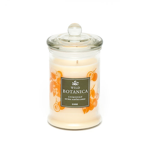 Wild Botanica Cumquat Pure Soy Candle