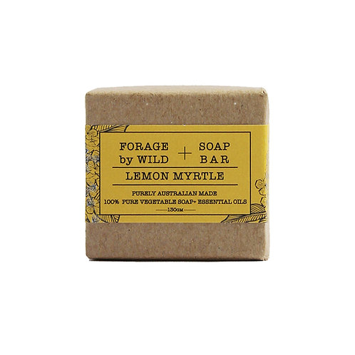 Wild Forage Lemon Myrtle Vegetable Soap