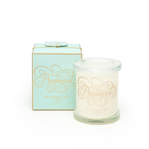 Pear Pastille Pure Soy Candle