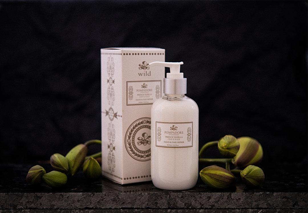 WIld Pomadore French Vanilla