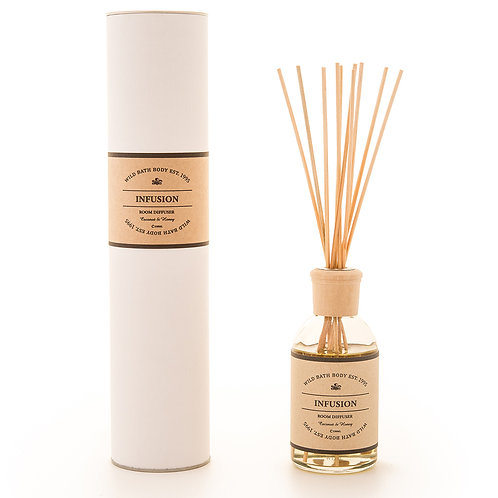 Wild Nourish Infusion Fragrant Room Diffuser -  Coconut & Lime