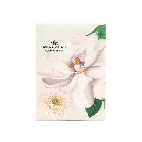 Wild Florisca Linen Sachet