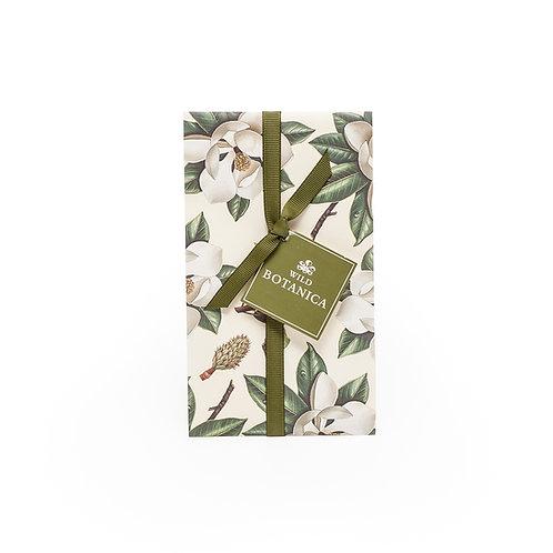 Wild Botanica Magnolia Linen Sachet