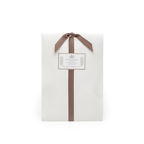 French Vanilla Fragrant Linen Sachet