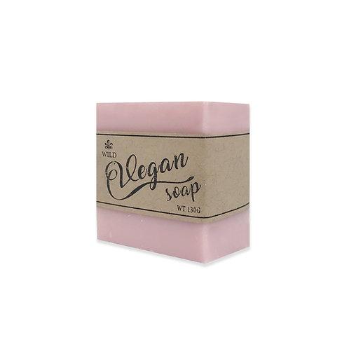 Wild Vegan Hyacinth Vegetable Soap