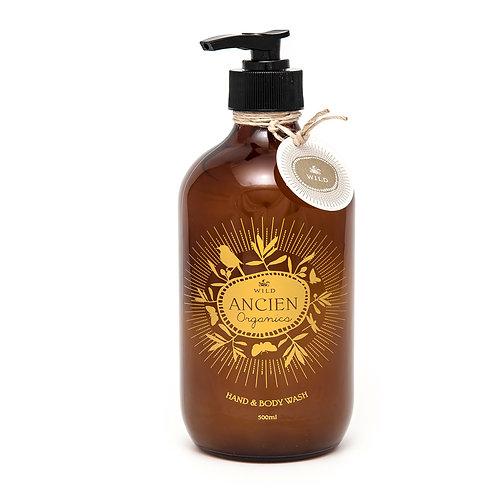 Wild Ancient Organics Hand & Body Wash