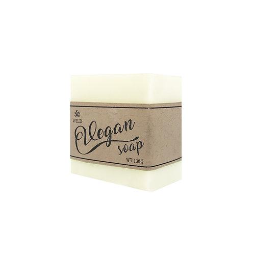 Wild Vegan Green Tea & Vetiver Vegetable Soap
