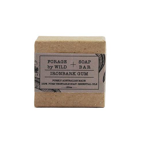 Wild Forage Ironbark Gum Pure Vegetable Soap