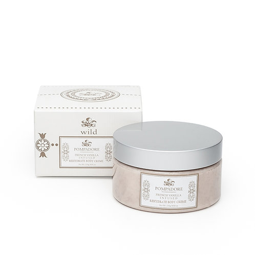 French Vanilla Rehydrate Body Creme