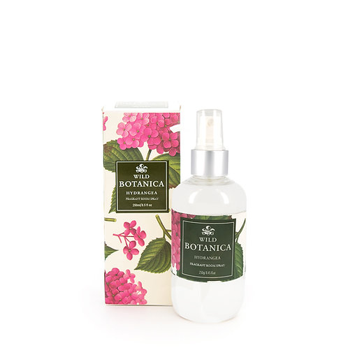 Wild Botanica Hydrangea Room Spray 250ml