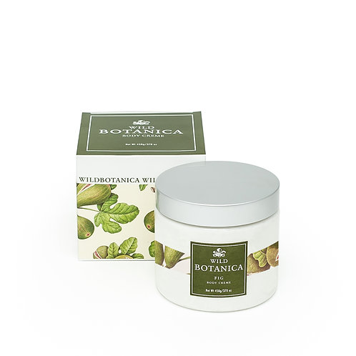 Wild Botanica Fig Body Creme