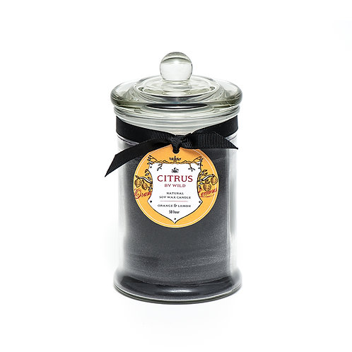 Wild Citrus Pure Soy Triple Scented Candle