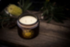 Wild Ancien Pure Soy Candle