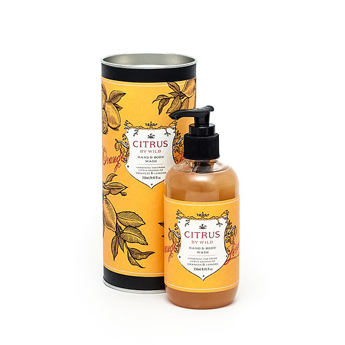 Wild Citrus Hand & Body Cleanse