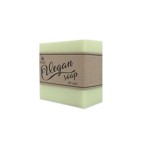 Wild Vegan Fig & Almond Vegetable Soap