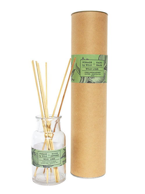 Wild Forage Lime Room Diffuser