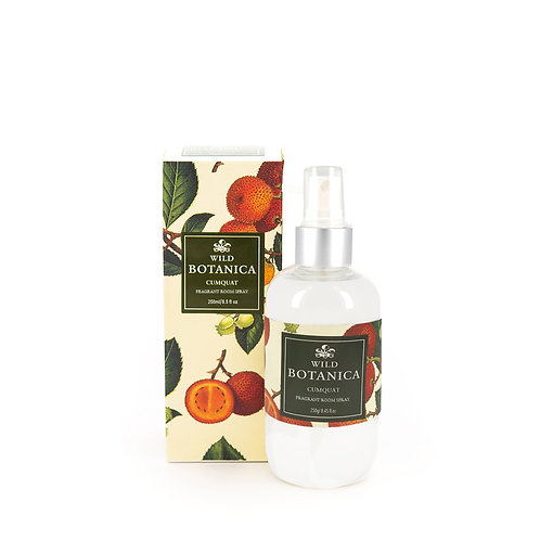 Wild Botanica Cumquat Room Spray 250ml