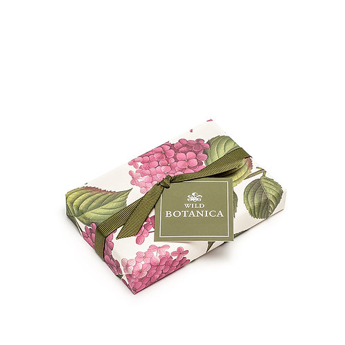 Wild Botanica Hydrangea Pure Vegetable Soap